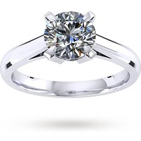 shop for Mappin & Webb Belvedere Engagement Ring 0.70 Carat - Ring Size P at Shopo