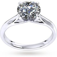 shop for Mappin & Webb Ena Harkness Engagement Ring 0.33 Carat - Ring Size K at Shopo
