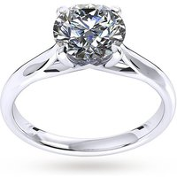 shop for Mappin & Webb Ena Harkness Engagement Ring 0.50 Carat - Ring Size J at Shopo