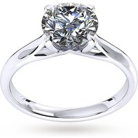 shop for Mappin & Webb Ena Harkness Engagement Ring 0.70 Carat - Ring Size J at Shopo