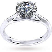 shop for Mappin & Webb Ena Harkness Engagement Ring 1.00 Carat at Shopo