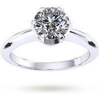 shop for Mappin & Webb Hermione Engagement Ring 0.40 Carat - Ring Size O at Shopo