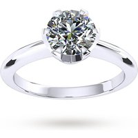 shop for Mappin & Webb Hermione Engagement Ring 0.70 Carat at Shopo