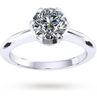 shop for Mappin & Webb Hermione Engagement Ring 1.00 Carat - Ring Size L at Shopo