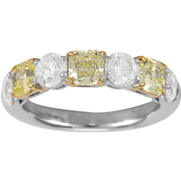 shop for Mappin & Webb 18ct Gold and Platinum 2.58ct Radiant Cut D ... at Shopo