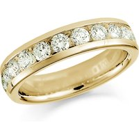 shop for Mappin & Webb 18ct Yellow Gold 1.00ct Round Brilliant Cut ... at Shopo