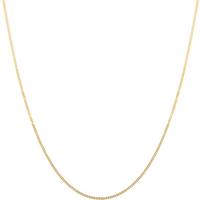 9ct Yellow Gold 40-45cm (16-18