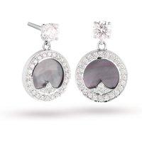shop for Mappin & Webb Treasure Empress Grey Mother of Pearl Drop ... at Shopo