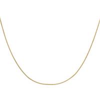 9ct Yellow Gold 45cm (18