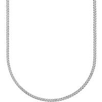 shop for 9ct White Gold Multi-Link Necklet at Shopo