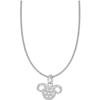 shop for Silver Aries Star Sign Pendant at Shopo