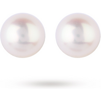 shop for Mappin & Webb 18ct Yellow Gold 7-7.5mm Akoya Pearl Stud Earrings at Shopo