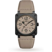 shop for Bell & Ross BR03 Desert Type Mens Watch at Shopo