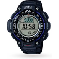 Mens Casio SPORTS GEAR Alarm Chronograph Watch SGW-1000-1AER at Goldsmiths Jewellery