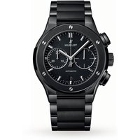 Hublot Classic Fusion Chronograph Black Magic Bracelet 520.CM.1170.CM 45mm