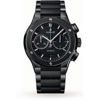 Hublot Classic Fusion Chronograph Black Magic Bracelet 520.CM.1170.CM 45mm