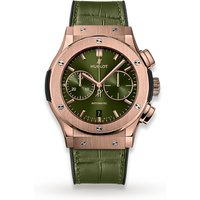 Hublot Classic Fusion Chronograph King Gold Green 521.OX.8980.LR 45mm