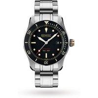 Bremont Supermarine S300/BR Black Mens Watch