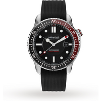 Bremont Supermarine S2000 45mm Black/Red Dial Mens Automatic Watch