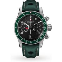 Bremont Jaguar E-Type 60th Anniversary 43mm Mens Watch.