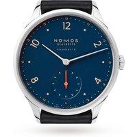 shop for NOMOS Glashütte Minimatik Nachtblau Mens Watch at Shopo