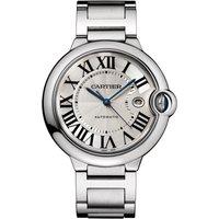 Ballon Bleu de Cartier watch, 42 mm, steel