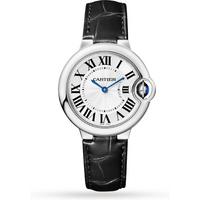 Ballon Bleu de Cartier watch, 33mm, steel