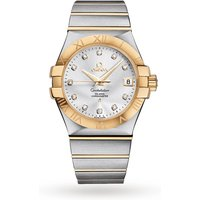 Omega Constellation Mens Chronometer Watch