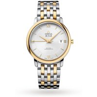 shop for Omega De Ville Prestige Co-Axial 36.8mm Mens Watch O42420372002001 at Shopo