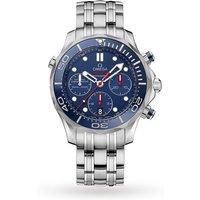 shop for Omega Seamaster Diver 300m Co-Axial 41.5mm Mens Watch O21230425003001 at Shopo