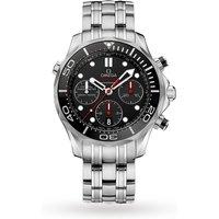 shop for Omega Seamaster Diver 300m Co-Axial 44mm Mens Watch O21230445001001 at Shopo