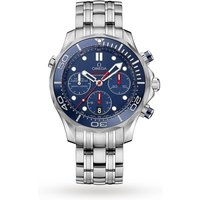 shop for Omega Seamaster Diver 300m Co-Axial 44mm Mens Watch O21230445003001 at Shopo