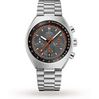 shop for Omega Speedmaster Moonwatch Mark II Co-Axial 42.4mm Mens Watch O32710435006001 at Shopo