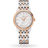 shop for Omega De Ville Prestige Quartz 27.4mm Ladies Watch at Shopo