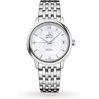shop for Omega De Ville Prestige Co-Axial 32.7mm Ladies Watch O42410332005001 at Shopo