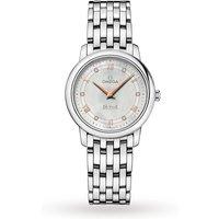 shop for Omega De Ville Prestige 27.4mm Ladies Watch O42410276055001 at Shopo
