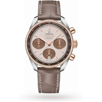 shop for Omega Speedmaster 38 Co-Axial Chronograph Moonwatch 38mm Ladies Watch at Shopo