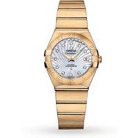 shop for Omega Constellation Co-Axial 27mm Ladies Watch O12350272055002 at Shopo
