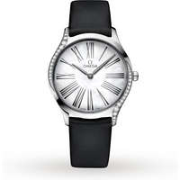 shop for Omega De Ville Tresor 36mm Ladies Watch O42817366005001 at Shopo