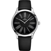 shop for Omega De Ville Tresor Quartz 39mm Ladies Watch at Shopo