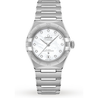 Omega Constellation Manhattan Co-Axial Master Chronometer 29mm Ladies Watch