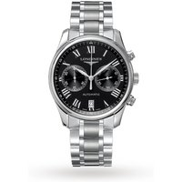shop for Longines Master Collection 40mm Mens Watch L26294516 at Shopo