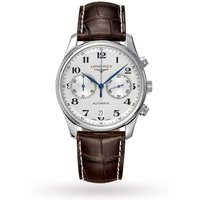 shop for Longines Master Collection 40mm Mens Watch L26294783 at Shopo
