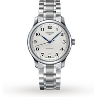 shop for Longines Master Collection 39mm Mens Watch L26284786 at Shopo