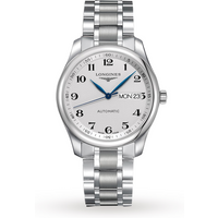 shop for Longines Master Collection 38.5mm Mens Watch L27554786 at Shopo