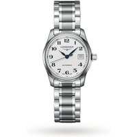shop for Longines Master Collection 29mm Ladies Watch L22574786 at Shopo
