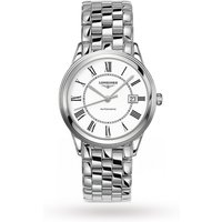 shop for Longines Flagship 38.5mm Mens Watch L48744216 at Shopo