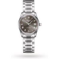 shop for Longines Master Collection 29mm Ladies Watch L22574716 at Shopo