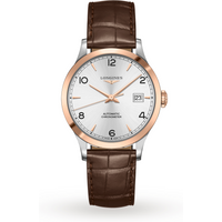 shop for Longines Record 38 Mens Watch L28205762 at Shopo