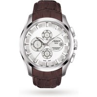shop for Tissot Couturier 43mm Mens Watch T0356271603100 at Shopo
